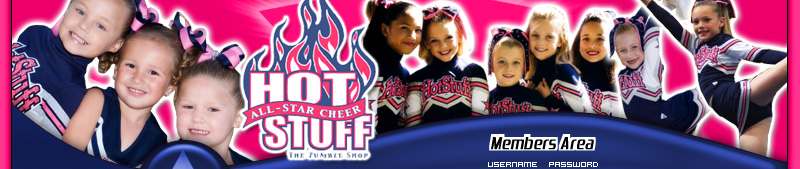 Hot Stuff All Star Cheer