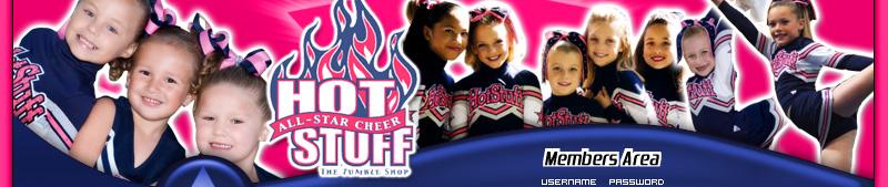 Hot Stuff All Star Cheer