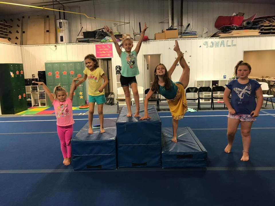 Gymnastics Summer Camps 2020.Splits Gym Splits After School Summer Programs