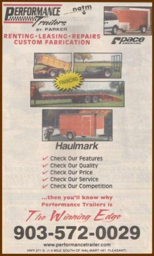 parker trailer sales