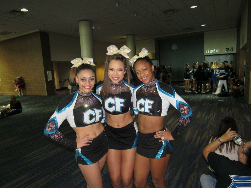 Cheer Force Athletics Gym Services