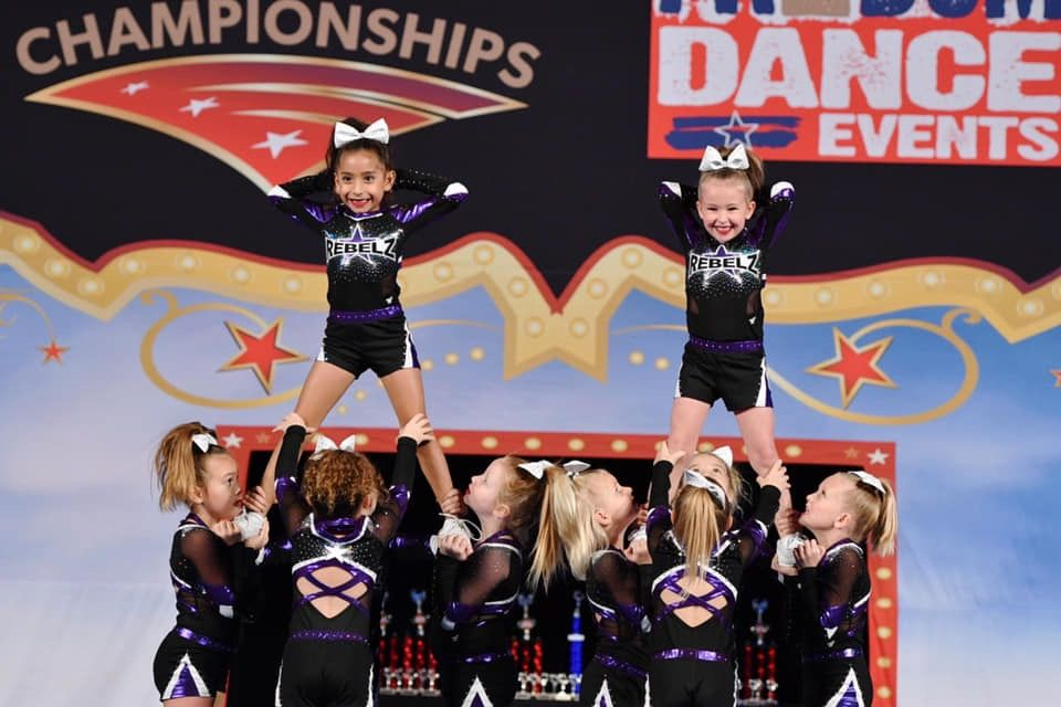 Providence All Star Cheerleading