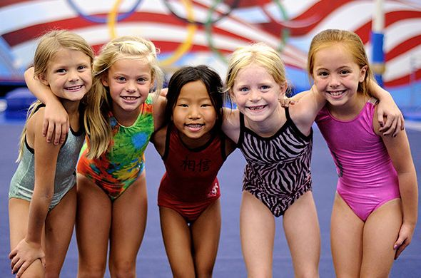 iTumble Gymnastics - Programs