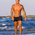 Tv personality Dan Osborne shows off his hot body during shower after workout session (photos)