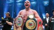 'I'm going through personal demons, done lots of cocaine & wish to die everyday' - boxer Tyson Fury reveals