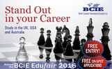 The BCIE Education Fair is here again in Nigeria, holding in Lagos, Abuja, Portharcourt and Ibadan