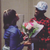 Watch the romantic moment Gbenro Ajibade surprised his wife Osas with a visit in the US