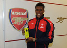 Alex Iwobi impresses me - Sir Alex Ferguson says