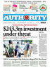 The Authority Newspapers Today November 1, 2016