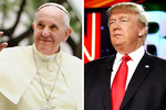 Pope Francis warns against 'building walls' ahead of U.S presidential election