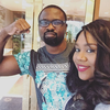 """You brought the laughter back into my life"" Stella Damasus replies Daniel Ademinokan inspirational words on Instagram"