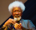 """Go back to school. Your problem is ignorance"" - Soyinka blasts Nigerians asking him to tear his green card"
