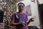 AFP news agency features Nigerian cross-dresser Bobrisrisky, refer to him as 'Africa's male Barbie'