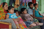 Parents plead for help as their obese children try to eat themselves to death