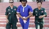 Photos: Nigerian drug lord sentenced to 27 years in Cambodia loses appeal today