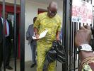 Fayose storms Zenith Bank, withdraws N5million (photos)
