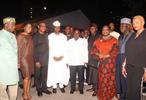 First photos: Nana Akufo-Addo, Rauf Aregbesola, Rotimi Amaechi, Oby Ezekwesili, others at The Future Awards Africa 2016