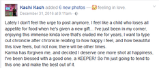 """""""She kissed me,played with my Adams apple. I just want to make this girl happy""""- Lovestruck Nigerian man gushes over his bae on FB"""