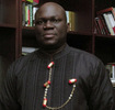 Nobody comes to Abuja to read  by  Reuben Abati