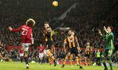 EFL Cup: Mata, Fellaini Give Man United Edge Over Hull