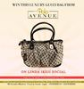 Winner of the $2,800 Gucci from Polo Avenue will be announced on Linda Ikeji Social today!