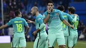 Suarez, Messi hand Barca Cup lead over Atletico