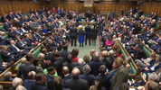 Brexit bill set to clear major parliamentary hurdle