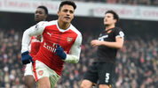 Sanchez hands Arsenal lift in win over Hull