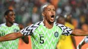 Africa Cup of Nations: Nigeria score in last minute to beat South Africa 2-1 for semi-final spot