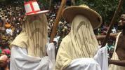 In pictures: Nigeria festival celebrates Yoruba fertility goddess Osun Osogbo
