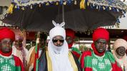 Nigeria's dethroned Emir of Kano accepts removal