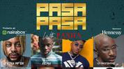 Come and experience live music, food & drinks, body art comedy at the 4th edition of Pasa Pasa
