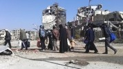 Syria crisis: Homs awaits food, medicine deliveries