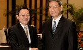 China, Taiwan in first govt talks