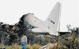 100 die in Algerian military plane crash