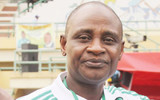 NFF backpedals on Keshi's assistant