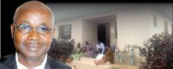 Jimoh Ibrahim offers slain editor's children scholarship