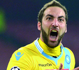 I'm treated like a king in Naples – Higuain