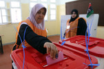 Libyans vote to elect constitution panel