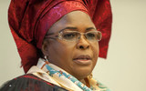 Support your husbands, Patience Jonathan urges African first ladies