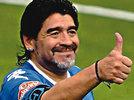Don't blame Messi if Argentina fail – Maradona