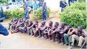 NSCDC arrests 18 suspects