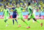 FIFA lifts Nigeria ban