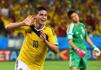 Real Madrid sign W'Cup goal king, Rodriguez