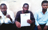 We have insiders in commercial banks ─ Suspected fraudsters