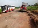 Commuters groan as Enugu-Port Harcourt highway deteriorates