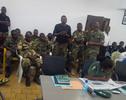 Twelve Nigerian soldiers fighting Boko Haram sentenced to death for mutiny