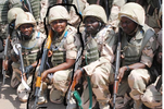 Nigerian army relocates over 200 female soldiers from Maiduguri in anticipation of Boko Haram attack