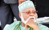 Abdulsalami meets service chiefs, warns against electoral violence
