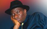 Criticism of Nigerian military worries me, says Jonathan